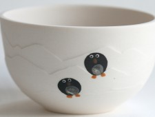 Penguin Pot